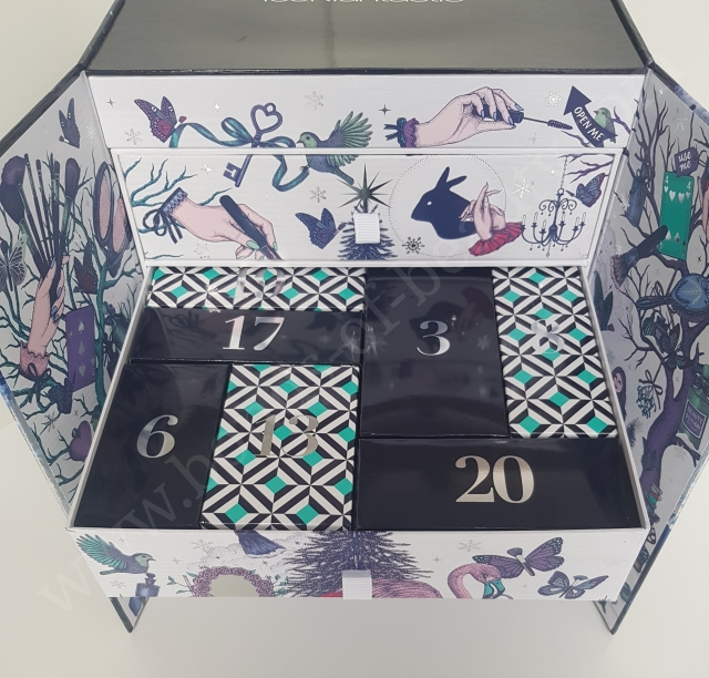 Look Fantastic beauty advent calendar 2017 4_20171203175026145