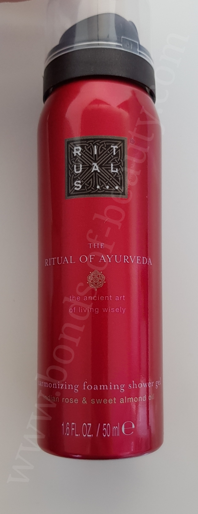 Rituals The Ritual of Ayurveda Foaming Shower Gel_20171210183839996