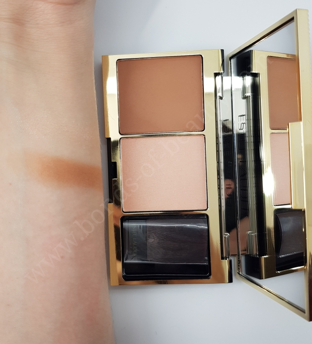 Estèe Lauder Pure Color Envy Blush Palette with Bronzer and Luminizer swatches_20180107201231041