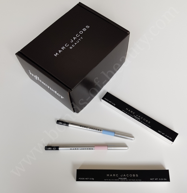 Marc Jacobs Beauty Influenster Vox Box Highliners 11_20180120204424803