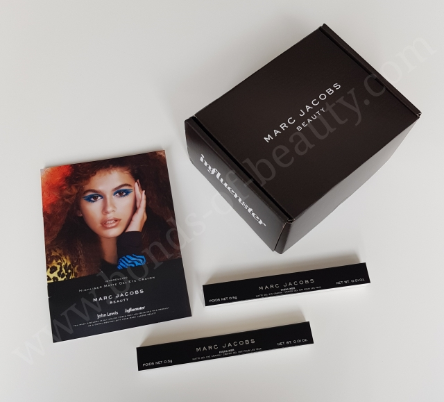 Marc Jacobs Beauty Influenster Vox Box Highliners 4_20180120204631676