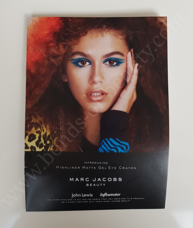 Marc Jacobs Beauty Influenster Vox Box Highliners 5_20180120204603961
