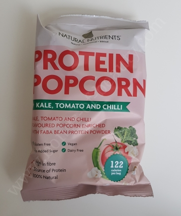 Natural Nutrients Protein Popcorn Kale, Tomato and Chilli_20180121181827796