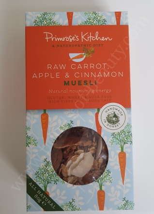 Primrose Kitchen Raw Carrot and Cinnamon Muesli_20180121181552303