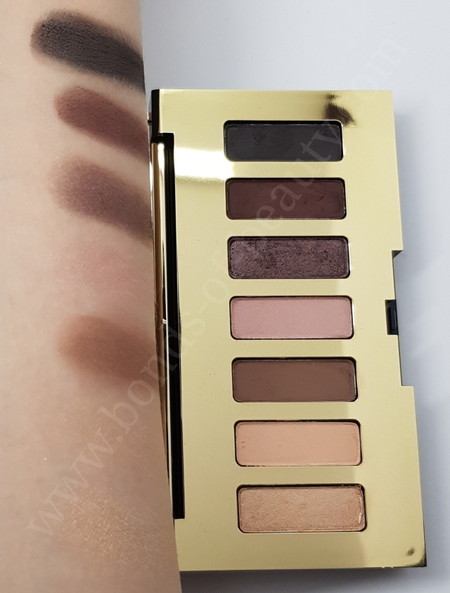 Pure Color Envy EyeShadow Palettes swatches 2_20180107201017050