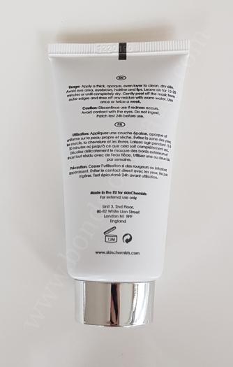 Skin Chemist Anti Ageing Charcoal Pore Peel Mask 2_20180127183235419