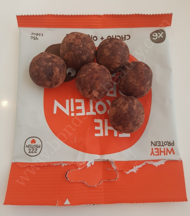 The protein ball Co Cacao and Orange 3_20180121181413702