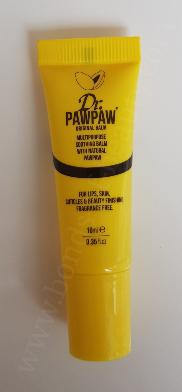 Dr Pawpaw Original Multi-purpose Clear Balm_20180211222509491