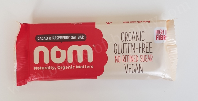 Nom Bar Cacao and Raspberry Oat Bar_20180213212952330