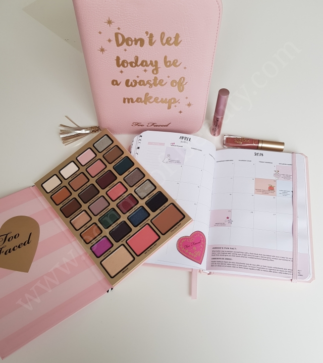 Too Faced Boss Lady Beauty Agenda 2018 24_20180127193917090