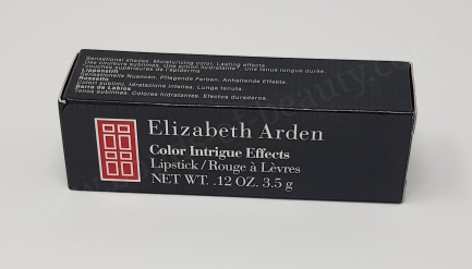 Elisabeth Arden Colour Intrigue Effects Lipstick in Colour Cocoa Bronze Pearl 19_20180318223854397