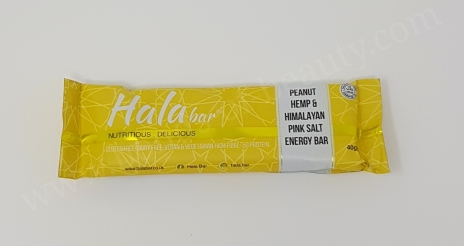 Hala Bar Energy Bar in Flavour Peanut Hemp & Himalayan Pink Salt_20180321221324882