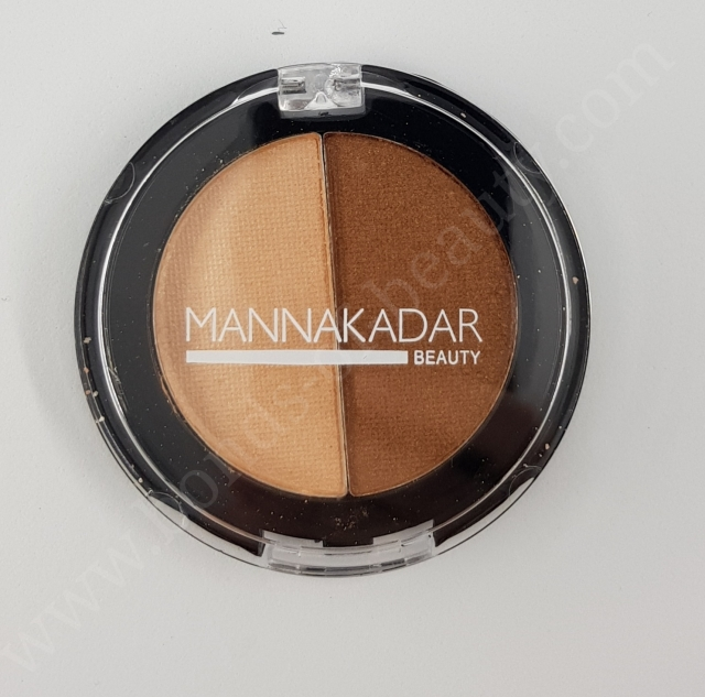 Manna Kadar Cosmetics Radiance Split Pan Bronzer And Highlighter Duo 3_20180311213056449