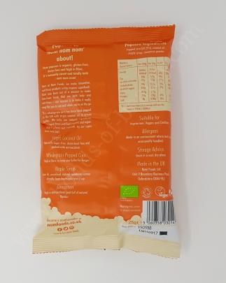 Nom Foods Popcorn Cinnamon Maple Flavour 2_20180321221454310