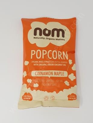Nom Foods Popcorn Cinnamon Maple Flavour_20180321221539488