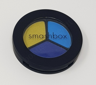 Smashbox Trio Eye Shadow in Colours Lime Tropical and Cobalt 2_20180318221344701
