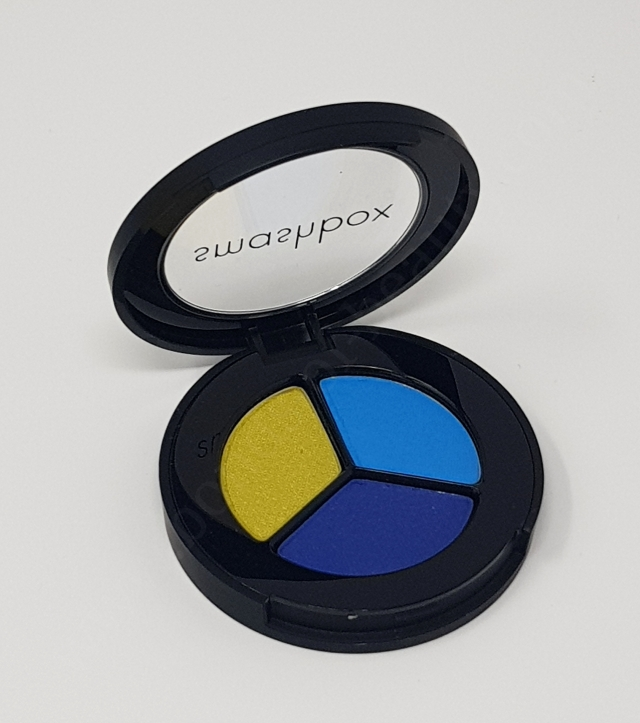 Smashbox Trio Eye Shadow in Colours Lime Tropical and Cobalt 3_20180318221418140
