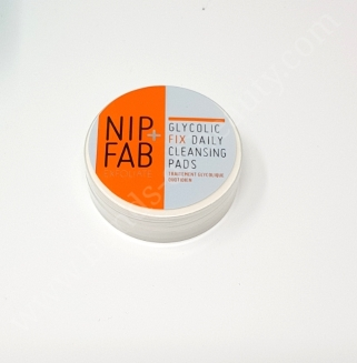 Nip + Fab Glycolic Fix Daily Cleansing Pads_20180424132433037