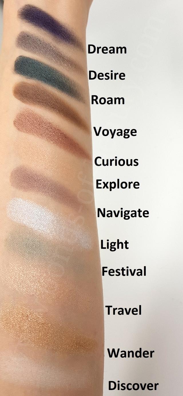 Cargo Cosmetics Wanderlust Swatches_20180525142903948