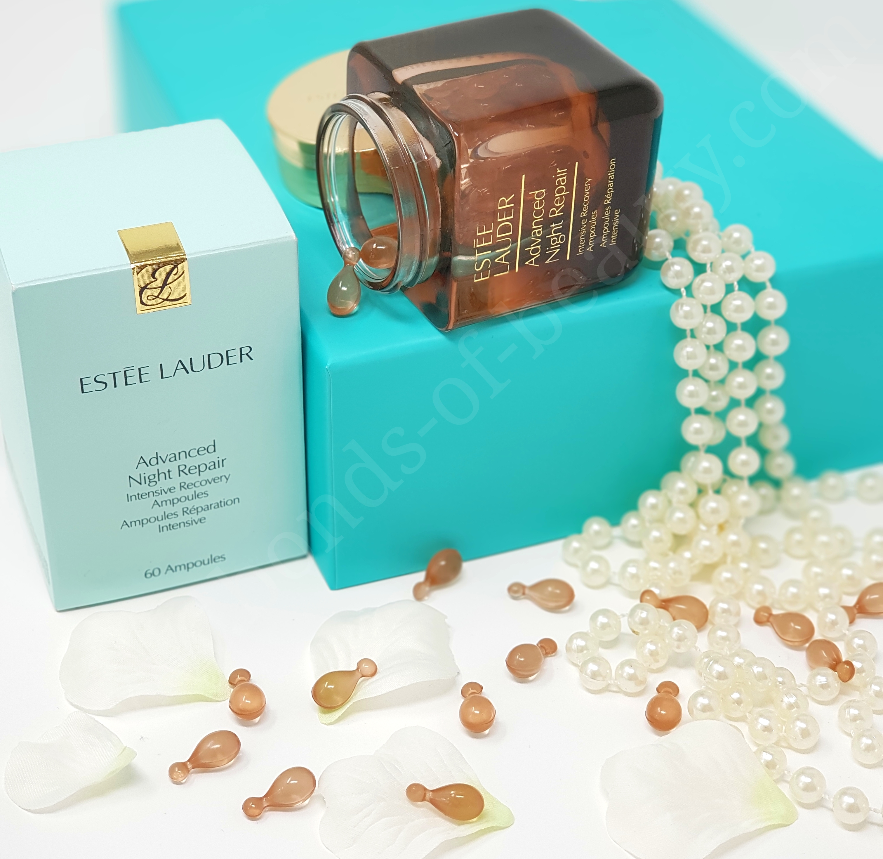 Estee Lauder Advanced Night Repair Intensive Recovery Ampoules In Depth Review And Ingredient Analysis Bonds Of Beauty
