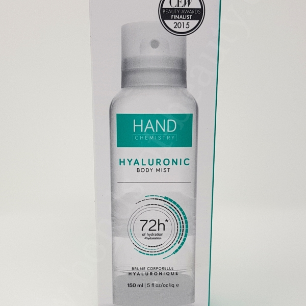 Hand Chemistry Hyaluronic Acid Body Mist – In Depth Review and