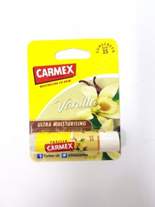Carmex Vanilla Moisturising lip balm 3_20180606135822087