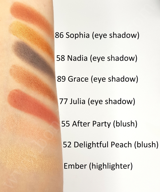 Doucce freematic palette swatches_20180625121042517
