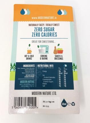 Modern Nature The Liquid Stevia Sweetener 2_20180601112847735