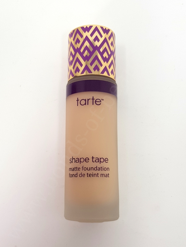 Tarte Shape Tape Matte Foundation in Colour Fair-Light Neutral_20180606140520849