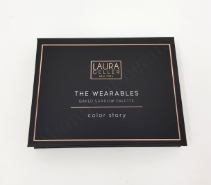 Laura Geller Limited Edition The Wearables 12 Eye Shadow Palette 3_20180702143441705