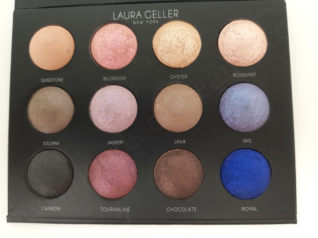 Laura Geller Limited Edition The Wearables 12 Eye Shadow Palette 5_20180702140827820