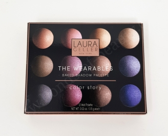 Laura Geller Limited Edition The Wearables 12 Eye Shadow Palette_20180702141000373