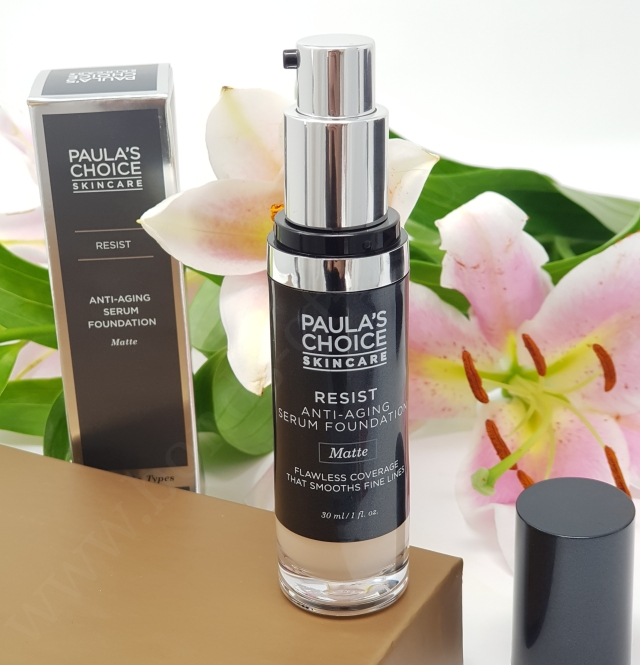 Paula's Choice Skincare Resist Anti-Aging Serum Foundation 16_20180709145051455