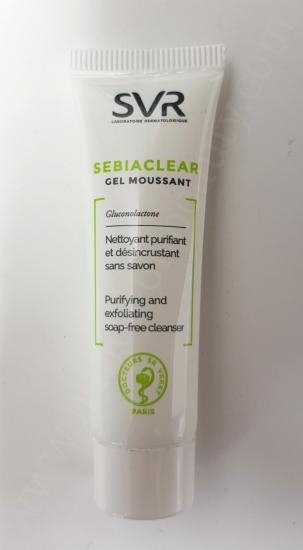 SVR Laboratories Sebiaclear Gel Moussani Cleanser_20180709135359094