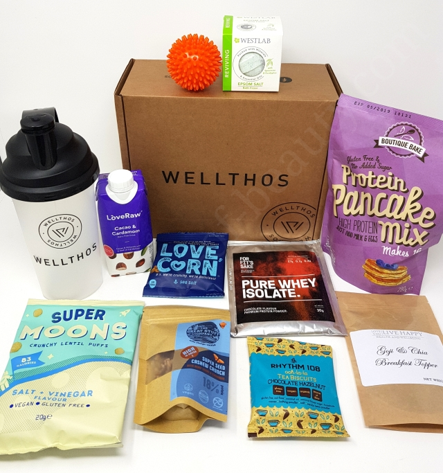 Wellthos Health and Fitness Box July 2018 4_20180709134930765