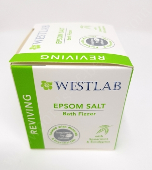 Westlab Reviving Epsom Salt Bath Fizzer 4_20180709134207171