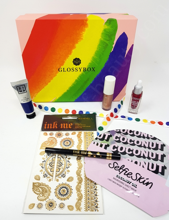 Glossybox August 2018 5_20180813110403923