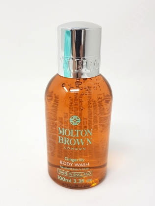 Molton Brown Bath and Shower Gel in Scent Gingerlily_20180806190520175