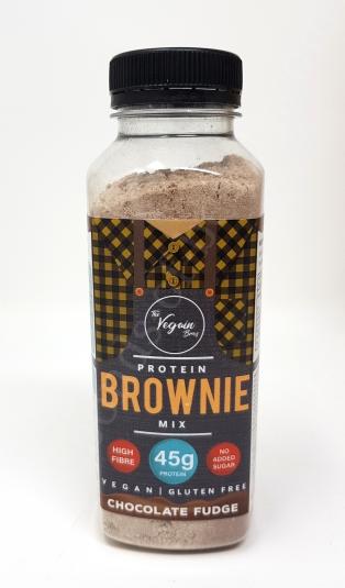 The Vegain Bros Fudgy Chocolate Protein Powder Mix_20180820120131667