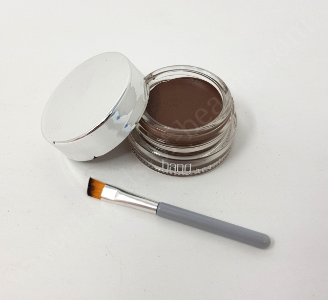 Bang Beauty Eyebrow Cream in Colour Milk Chocolate 3_20180917125849801