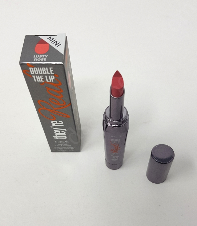 Benefit They_re Real Double The Lip Lipstick in Colour Lusty Rose 2_20180924144035214