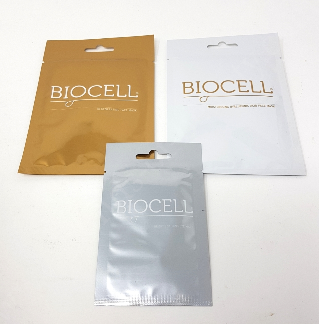 Biocell Face and Eye Masks_20180924143846638