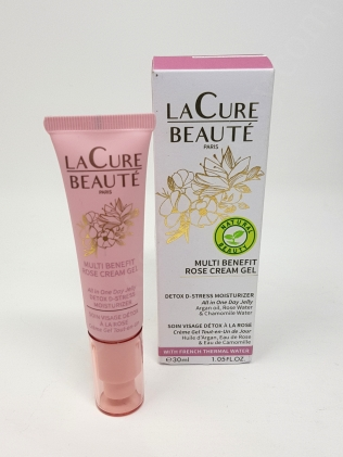 La Cure Beauté Multi Benefit Rose Cream Gel_20180925103732485