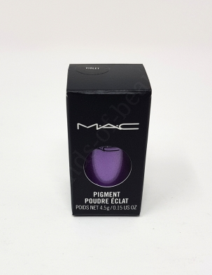 MAC Pigment Colour Powder in Colour Violet_20180912114556271
