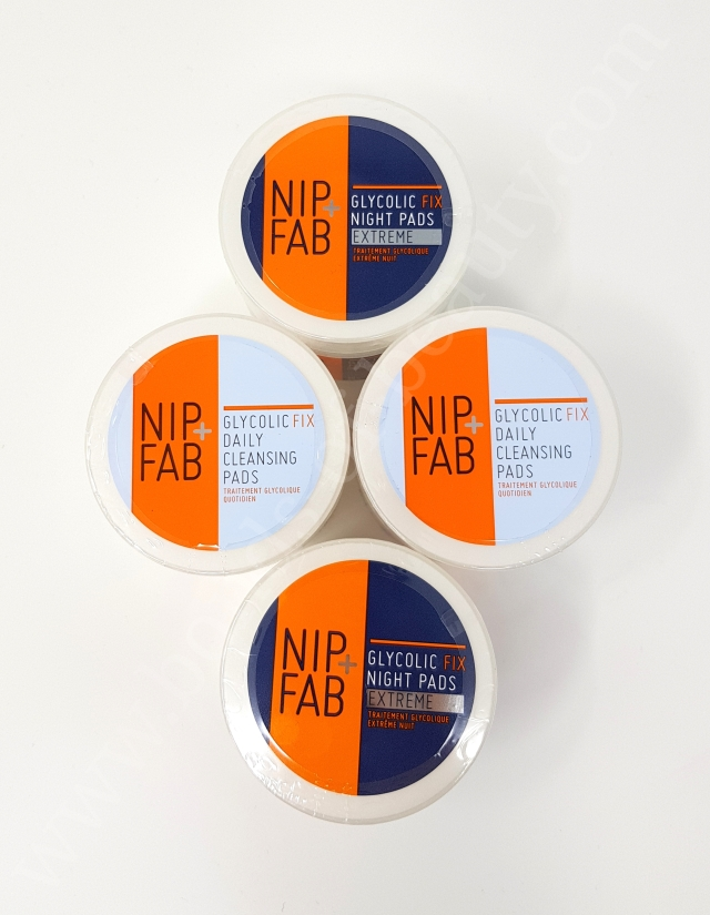 Nip and Fab Glycolic Fix Pads 12_20180903102505225