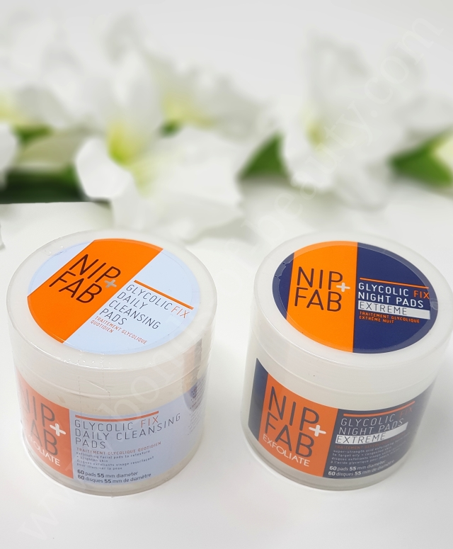 Nip and Fab Glycolic Fix Pads 16_20180903101823766