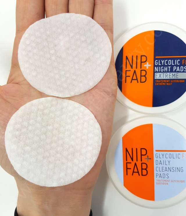 Nip and Fab Glycolic Fix Pads 20_20180903101104178