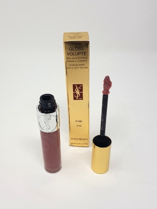 Yves Saint Laurent Gloss Volupté in Colour Pure 210 2_20180925094919746