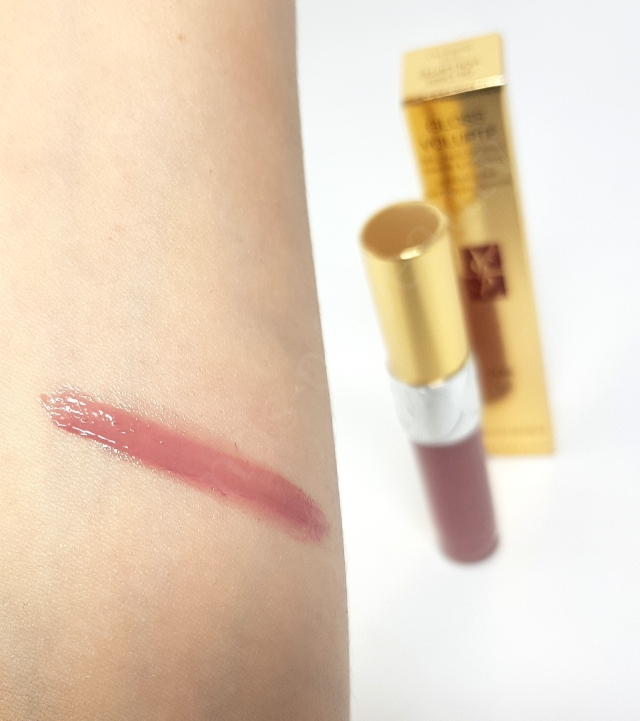 Yves Saint Laurent Gloss Volupté in Colour Pure 210 4_20180925095031659