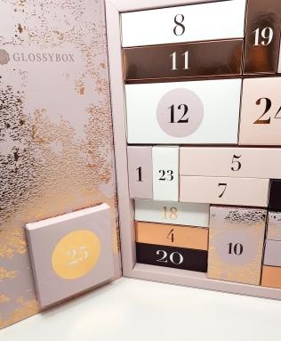 Glossybox Advent Calendar 2018 3_20181029162624823